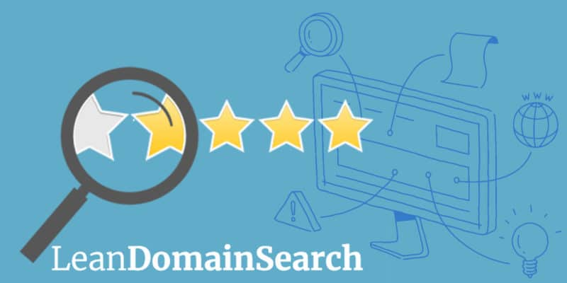 LeanDomainSearch Domain Name Generator review