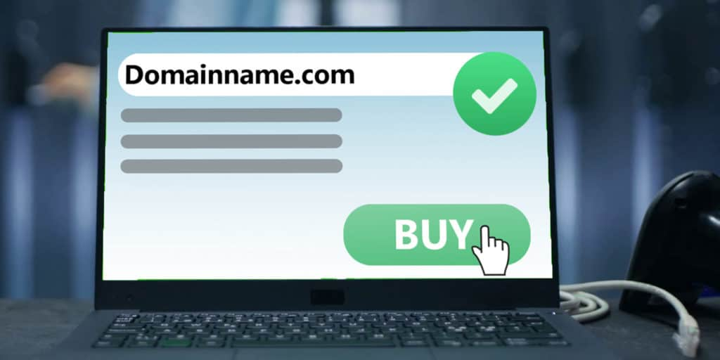 registrant purchasing a domain